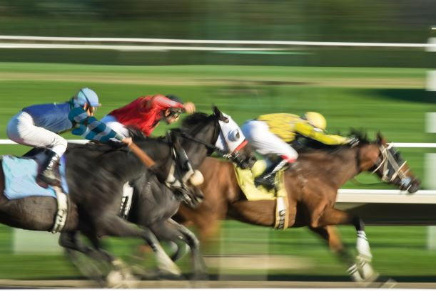 What is an each-way bet in horse racing